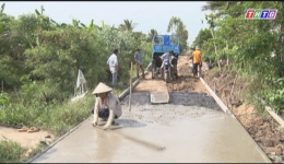 Tân Phú Đông vượt khó vươn lên (31.01.2019)