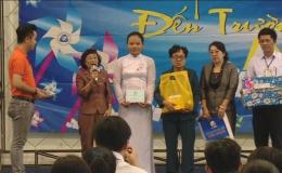 Hoàn cảnh em Nguyễn Thị Mỹ Huyền
