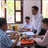 Kiểm tra công vụ tại Phường Tân Long, Tp. Mỹ Tho