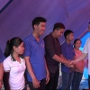 Chủ tịch UBND tỉnh Tiền Giang thăm hỏi thanh niên lên đường nhập ngũ