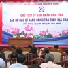 Chủ tịch UBND tỉnh Tiền Giang gặp gỡ các y – bác sĩ nhân Ngày Thầy thuốc Việt Nam