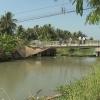 Sở NN&PTNT Tiền Giang kiểm tra việc duy trì thông thoáng lòng kênh tại Gò Công Tây