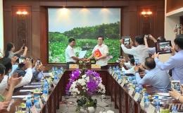 Long An và Tiền Giang thỏa thuận hợp tác phát triển Kinh tế – Xã hội