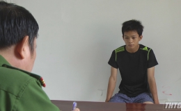 Công an Châu Thành bắt giữ đối tượng cướp giật tài sản