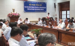 Cuối năm 2018, tỷ lệ hộ nghèo tỉnh Tiền Giang đạt 3,41%
