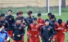 HLV Park Hang-seo loại 5 người, phân vân lựa chọn 6 tiền đạo