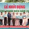 Tiền Giang khởi động Tháng Thanh niên năm 2019