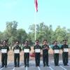 Bộ Chỉ huy Quân sự Tiền Giang ra quân huấn luyện năm 2019