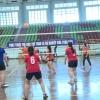 Công đoàn viên chức Tiền Giang khai mạc giải bóng chuyền hơi nữ lần thứ I/2019