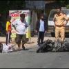 Tai nạn giao thông tại Tân Phước làm 02 người bị đa chấn thương