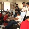 Trường Đại học Tiền Giang hiến máu tình nguyện