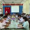 Gò Công Đông ký kết liên tịch về bảo vệ môi trường
