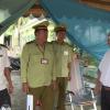 Phó Chủ tịch UBND tỉnh Tiền Giang kiểm tra các chốt kiểm dịch động vật