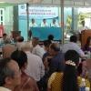 Chủ tịch UBND tỉnh Tiền Giang gặp gỡ người dân Thị trấn Cái Bè
