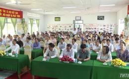 Sở LĐ-TB&XH Tiền Giang kỷ niệm ngày công tác xã hội Việt Nam 2019