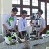 Học sinh THPT Chuyên Tiền Giang với cuộc thi khoa học kỹ thuật Quốc gia