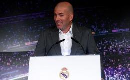 HLV Zidane bất ngờ trở lại dẫn dắt Real Madrid