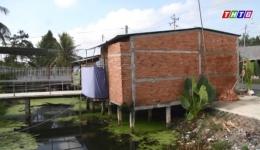 Xây dựng nhà lấn chiếm công trình thủy lợi và hành lang an toàn đường bộ (22.04.2019)