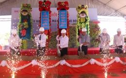 Khởi công nhà máy điện gió gần 2.500 tỷ đồng tại Bạc Liêu