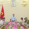 UBND tỉnh Tiền Giang họp thành viên tháng 5/2019