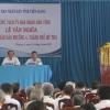 Lãnh đạo UBND tỉnh Tiền Giang gặp gỡ người dân về chỉ số hiệu quả quản trị và hành chính công