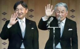 Nhật Bản trước thời khắc diễn ra lễ thoái vị của Nhật Hoàng Akihito