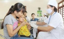 Từ tháng 5, thêm 1 loại vaccine 5 trong 1 được tiêm miễn phí
