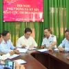 Hội nghị phát động và Ký kết giao ước thi đua năm 2019