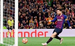 Messi chạm mốc 600 bàn, mở toang cửa vào chung kết cho Barca