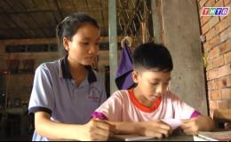 """Nâng bước đến trường """"Hoàn cảnh em Nguyễn Thị Thảo"""""""