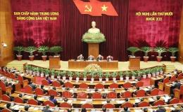 Tổng Bí thư, Chủ tịch nước Nguyễn Phú Trọng khai mạc Hội nghị TƯ 10