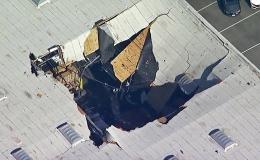 Máy bay chiến đấu đâm vào căn cứ không quân ở Mỹ