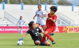 Tuyển U15 nữ Việt Nam giành huy chương khu vực Đông Nam Á