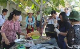 Chủ tịch UBND Tiền Giang kiểm tra an toàn vệ sinh thực phẩm tại các chợ