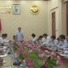 Lãnh đạo UBND tỉnh Tiền Giang làm việc với các doanh nghiệp nhà nước