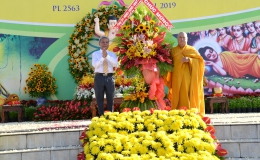 Tiền Giang tổ chức Đại lễ Phật Đản Vesak 2019
