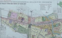 Tp. Mỹ Tho lấy ý kiến đồ án quy hoạch khu đô thị Thương mại – dịch vụ phía Tây Bắc