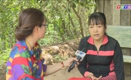 Hoàn cảnh chị Lê Thị Tuyết Nhung mắc phải căn bệnh Thalassema