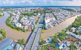 Sông Bảo Định tròn 200 tuổi