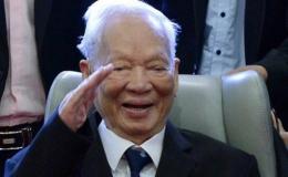 Vĩnh biệt nhà quân sự – chính trị toàn tài, Đại tướng Lê Đức Anh