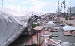 Tiền Giang ban hành công văn số 47 chủ động ứng phó với lốc xoáy