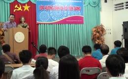 Khai giảng lớp hướng dẫn ca cổ, cải lương