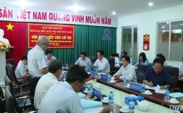 Đoàn ĐBQH tỉnh Tiền Giang tiếp xúc cử tri với ngành điện lực