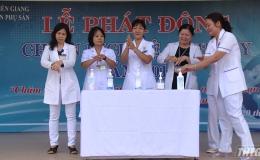 Phát động chiến dịch vệ sinh tay năm 2019