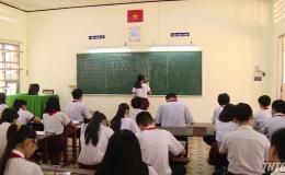 Tiền Giang có 18.095 học sinh thi tuyển sinh lớp 10