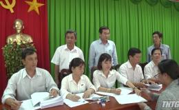 Chủ tịch UBND tỉnh Tiền Giang giám sát việc chi trả bồi thường  dự án đường cao tốc Trung Lương – Mỹ Thuận