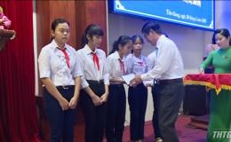 Tiền Giang phát động tháng hành động vì trẻ em 2019