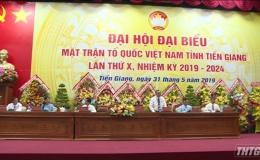 Ông Nguyễn Chí Trung được bầu giữ chức Chủ tịch MTTQ Tiền Giang lần thứ X
