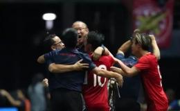 HLV Park Hang-seo nói gì sau khi đánh bại Thái Lan ở những phút cuối?
