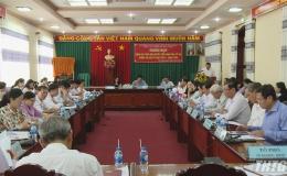 HĐND tỉnh Tiền Giang họp giám sát kết quả giải quyết kiến nghị của cử tri